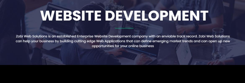 Zobi Web Solutions Pvt Ltd